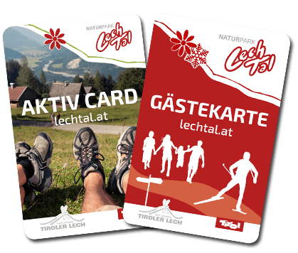 Lechtal Aktiv Card